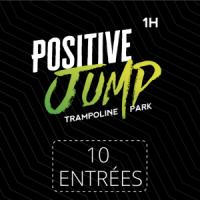 Carte 10 entrées Jump 1H