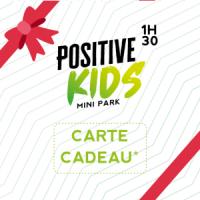 Carte Cadeau Kids 1H30
