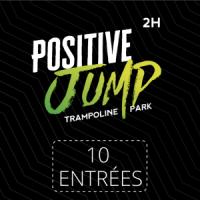 Carte 10 entrées Jump 2H