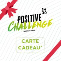 Carte Cadeau Challenge 1H30