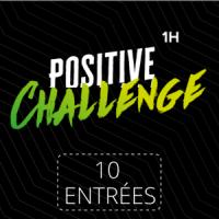 Carte 10 entrées Challenge 1H